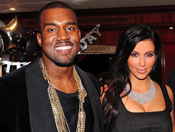 Kanye West And Kim Kardashian To Honeymoon In Space