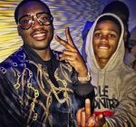 Lil Snupe and Meek Mill