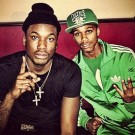 Meek Mill and Lil Snupe photo