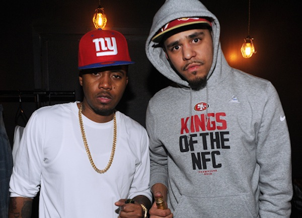Nas and J Cole