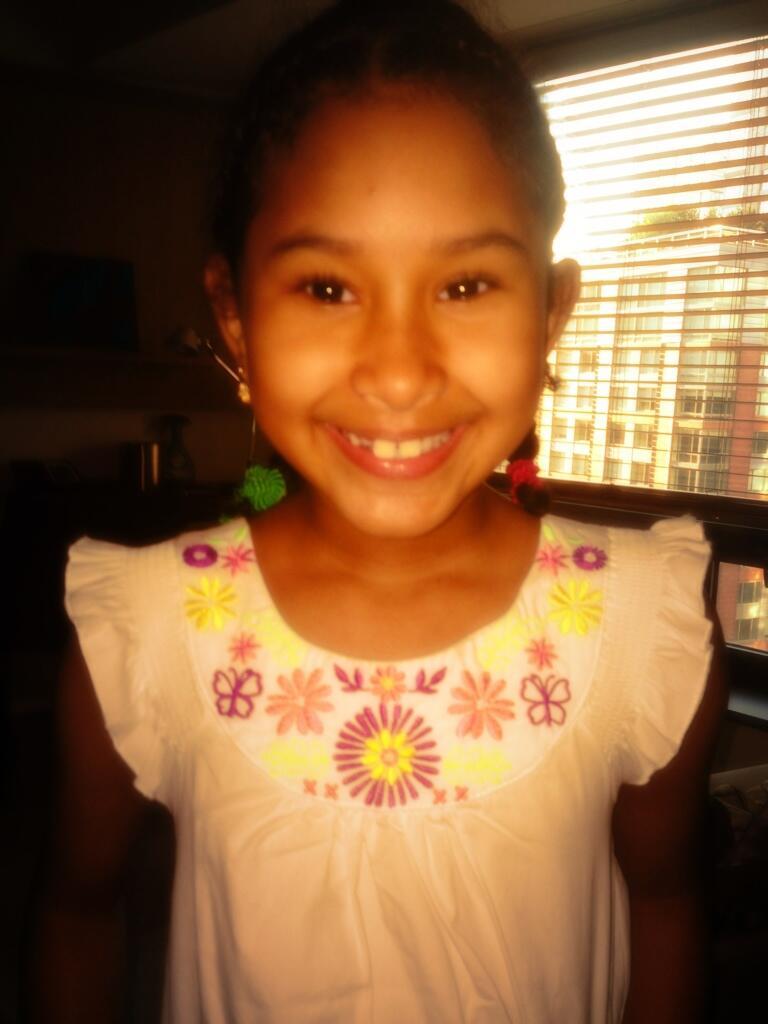 Nicki Minaj young sister