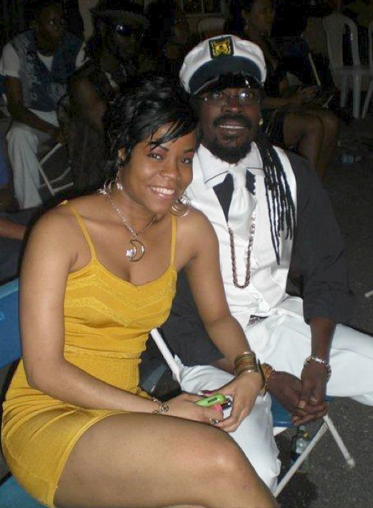 Raine Seville and Beenie Man