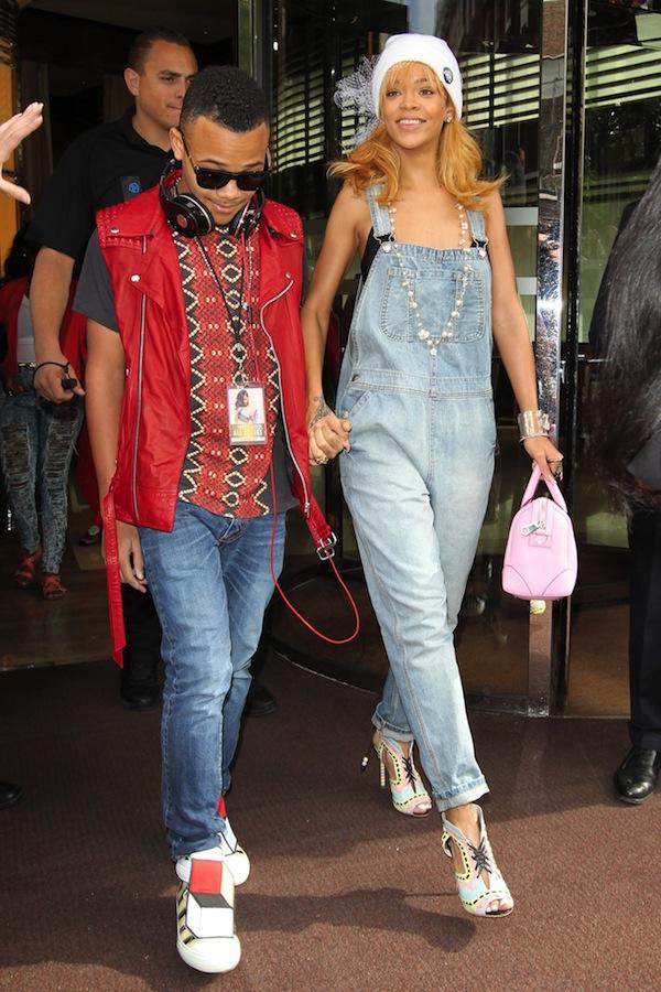 Rihanna and Rajad | Urban Islandz