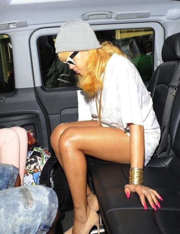 Rihanna belgium 1