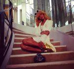 Rihanna coco chanel