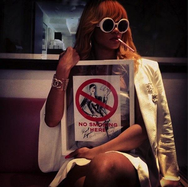 Rihanna coco chanel apartment 4
