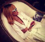 Rihanna coco chanel bathtub