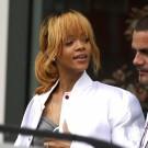 Rihanna in Manchester city 1