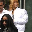 Rihanna in Manchester city 3
