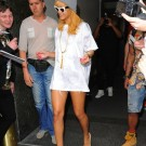 Rihanna legs