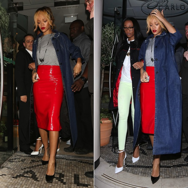 Rihanna machester UK