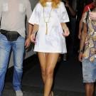 Rihanna short dress
