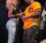 Rosenberg and Nicki Minaj Summer Jam 2013