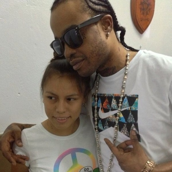 Tommy Lee Gave Well Received Performance In Belize Photo