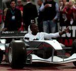 Usain Bolt F1 diamond leage