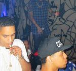 chris brown club nyc 1