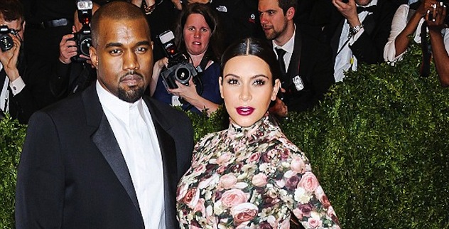 Kanye West And Kim Kardashian Baby Name North West [DETAILS]