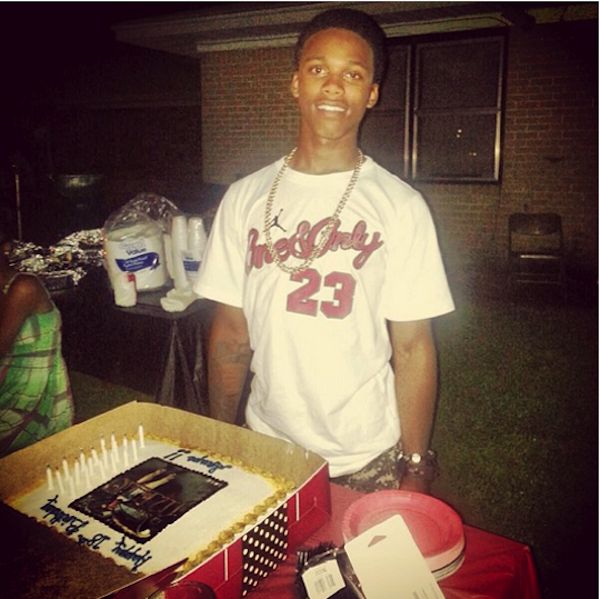 rapper Lil Snupe dead