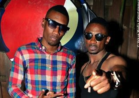 Ajrenalin and Christopher Martin