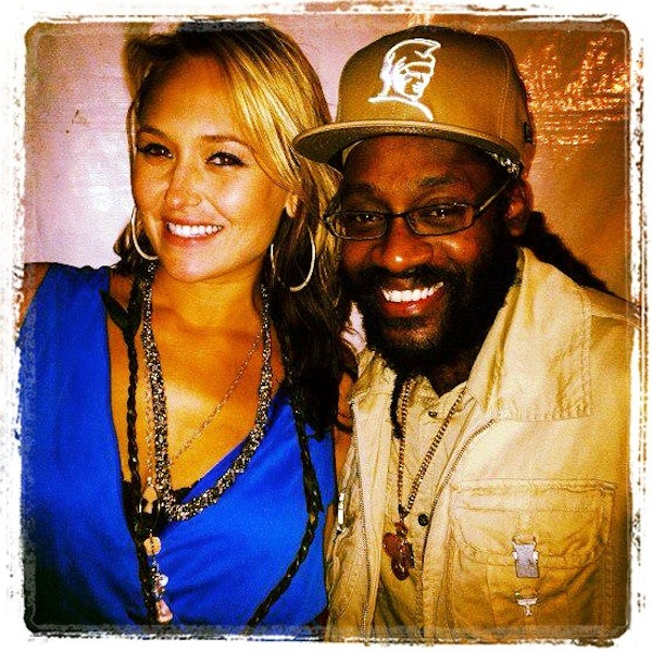 Anuhea and Tarrus Riley