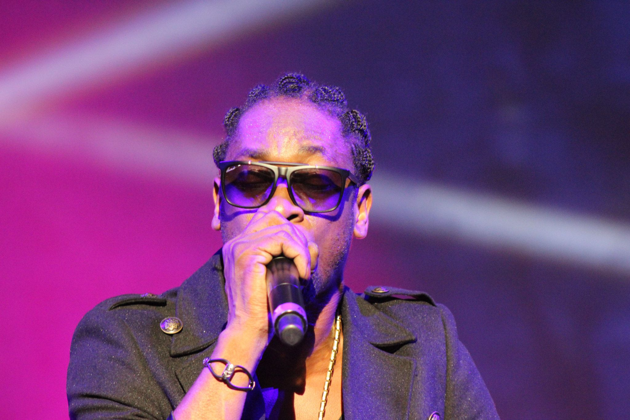 Bounty Killer, I-Octane, Spice Rule Reggae Sumfest Dancehall Night [PHOTO]