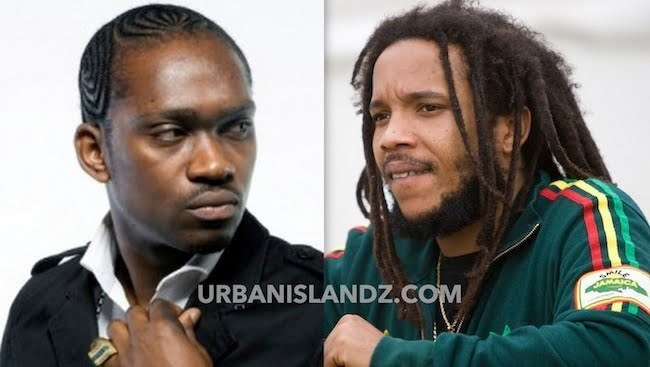 Busy Signal and Stephen Marley