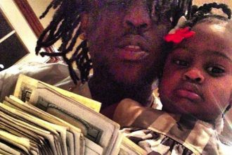 17-Year-Old Chief Keef Baby Mama Says He Is A Deadbeat Dad