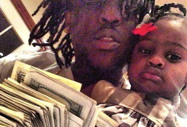 Chief Keef daughter