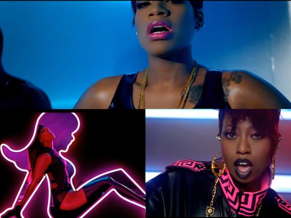 VIDEO: Fantasia Ft. Kelly Rowland, Missy Elliott – Without Me