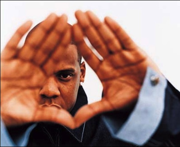 Jay-Z illuminati sign