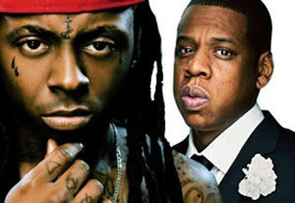 Lil Wayne and Jay-Z