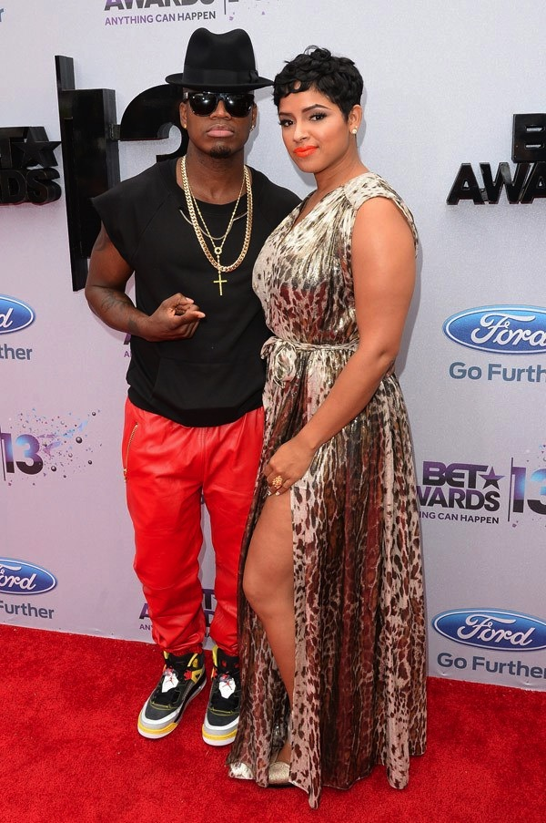 Ne-Yo new girlfriend