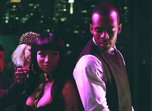 Nicki Minaj and Mario video