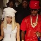 Nicki Minaj and Safaree 2014