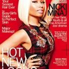 Nicki Minaj marie claire 2013 cover