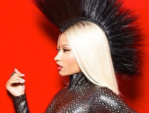 Nicki Minaj mohawk