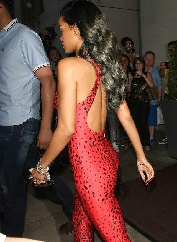 Rihanna catsuit 3