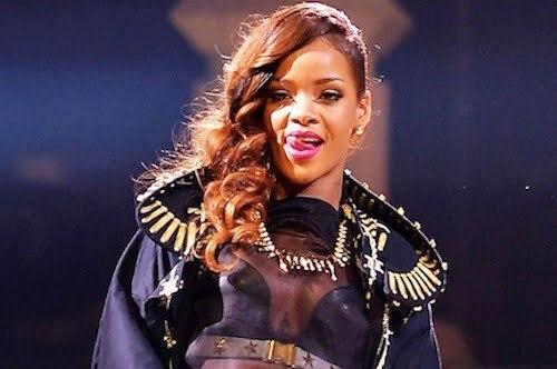 Rihanna chips manchester