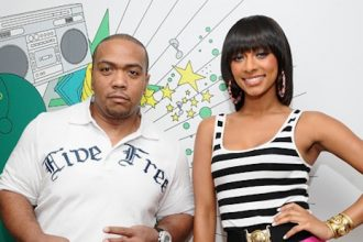 """Timbaland And Keri Hilson Pen Apology Song To Jay-Z And Beyonce """"Sorry"""""""