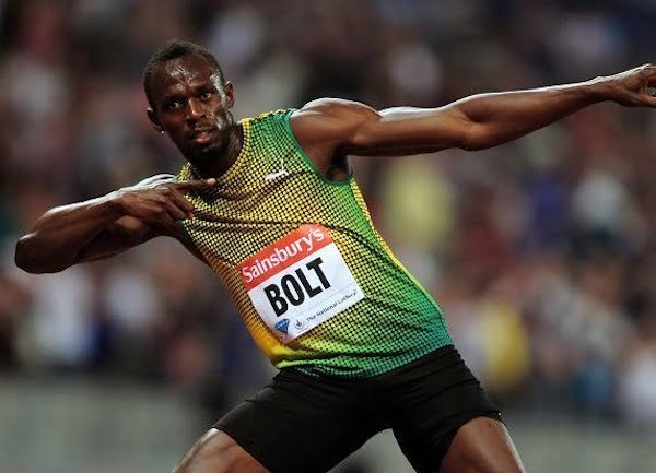 Usain Bolt London Diamond League