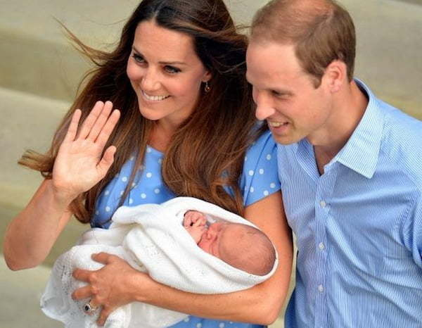 prince George Alexander Louis photo