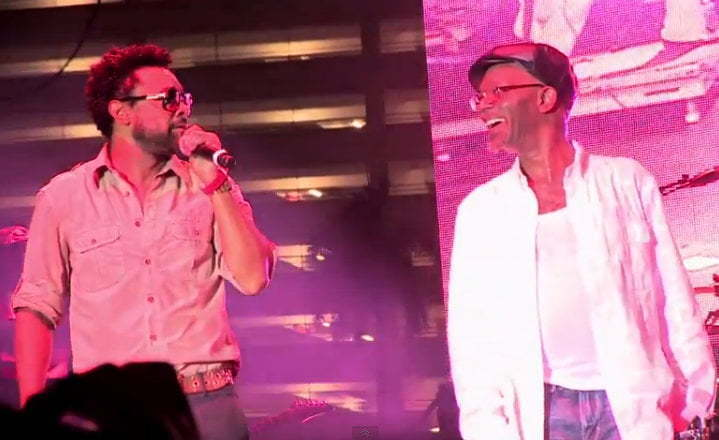 shaggy and beres hammond