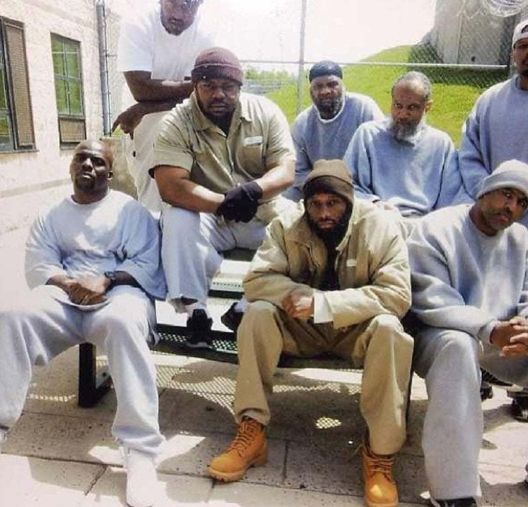 5c8fd44b7ff Pics Of Rapper Beanie Sigel In Prison Surfaced - Urban Islandz