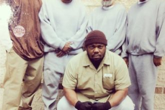 Pics Of Rapper Beanie Sigel In Prison Surfaced