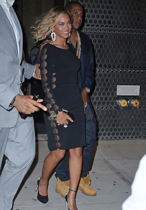 Beyonce and Jay-Z VMAs After party