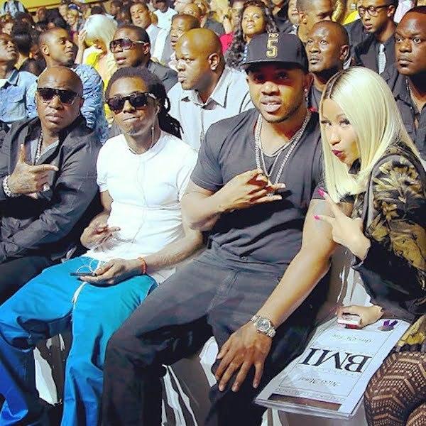 Birdman Wayne Nicki Minaj BMI