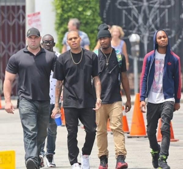 Chris Brown Love More video 3