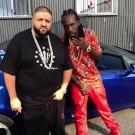 DJ Khaled and Mavado