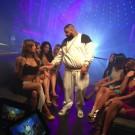 DJ Khaled video shoot 1