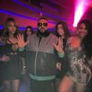 DJ Khaled video shoot
